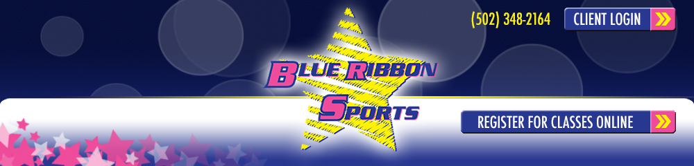 Blue Ribbon Sports, Bardstown, Kentucky, Gymnastics, Cheerleading, Preschool