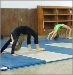 Blue Ribbon Sports, Bardstown, Kentucky, Preschool Gymnastics